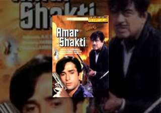 Amar Shakti: A full-on entertainment movie with lost and found sibling, evil villains and rebels. Watch this movie to see Shashi and Shatrughan's 'Bromance' on screen.