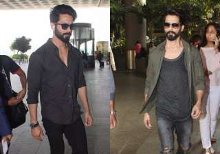 The hottest daddy Shahid Kapoor