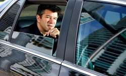 Uber CEO Traivs Kalanick stepped down on Tuesday due to- India Tv