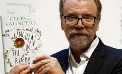 American author George Saunders wins 2017 Man Booker Prize