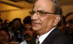 Former Chief Election Commissioner T S Krishnamurthy