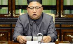File pic of North Korean leader Kim Jong Un