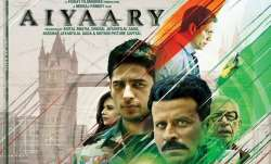 Check out Neeraj Pandey's Aiyaary poster
