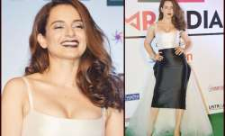 Kangana Ranaut Mr India grand finale 2017