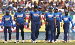 India vs Sri Lanka 2017 ODI series