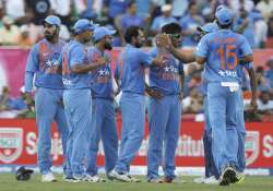 Ind vs WI, 2nd T20I: Match called off due to rain, India