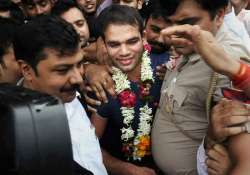 Exonerated by NADA, Narsingh yet to cross the last hurdle