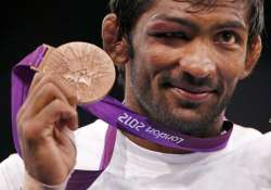 Yogeshwar Dutt's London Olympics bronze medal to be