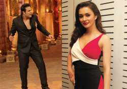 Amy Jackson skips 'Comedy Nights Bachao' because of