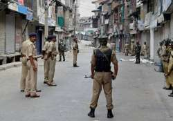 Curfew in Kashmir on Eid | India TV