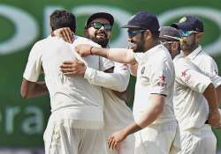 India defeat New Zealand in Kolkata Test to win series