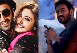 Shivaay comes close to ADHM's collections
