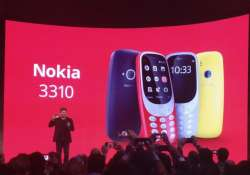 Nokia 3310 relaunched in four colours with iconic