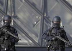Louvre attack suspect who was shot at by soldier an
