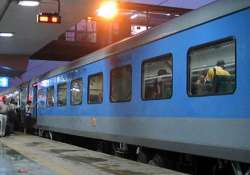 Reservation on demand on all trains by 2020, says Suresh