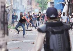 PDP flays BJP Minister's remarks on stone-pelters- India Tv