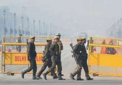 Delhi on high-alert after intel reports of over 20 LeT- India Tv