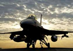 Lockheed Martin, Tata ink deal to make F-16 fighters in