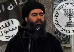 ISIS chief Abu Bakr al-Baghdadi is dead, says Syrian