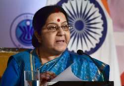 39 abducted Indians could be in Iraq's Badush jail, Swaraj- India Tv