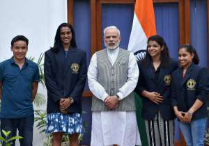 PM Narnedra Modi's Olympic road map can work- India Tv