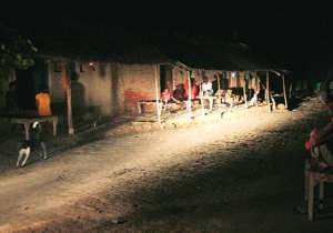 92 pc of villages 'electrified' have houses without- India Tv