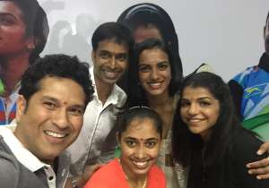 Sachin gifts BMW cars to Sindhu, Sakshi, Karmakar and- India Tv