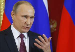 Vladimir Putin speaks at a news conference in Moscow on- India Tv