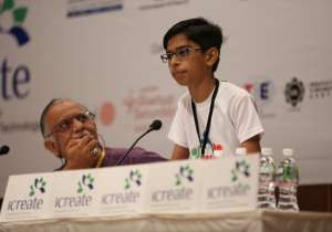14-yr-old Gujarat boy bags Rs 5-crore govt deal for- India Tv
