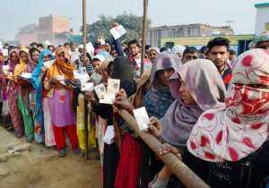 Polling for third phase of UP Assembly elections today- India Tv