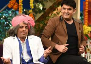 Sunil Grover and Kapil Sharma- India Tv