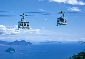 India's first over sea ropeway will link Mumbai to- India Tv