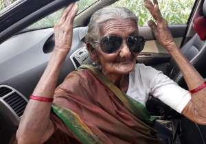 106-year-old Grandma from Andhra Pradesh is the 'Oldest- India Tv