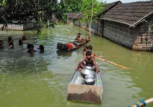 Incessant rains, floods, landslides bring life to