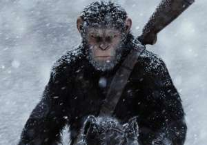War For The Planet of the Apes movie review Visually