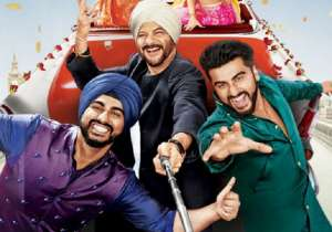 Mubarakan Movie Review: Anil-Arjun camaraderie is the only saving grace of this otherwise overworked comedy