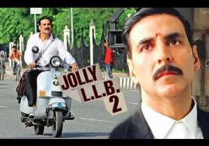 Jolly LLB 2: Feel good movie where Akshay is spot on and- India Tv