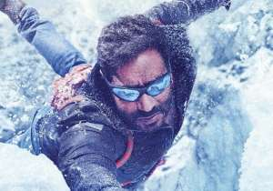 'Shivaay' review: Amateurishly written , 'tell and show' scenes, makes this Ajay Devgn starrer a regressive tripe