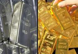 gold slumps by rs 200 silver recovers by rs 140