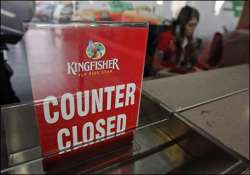 kingfisher pilots go on strike over non payment of salaries