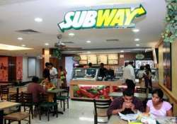 subway to open 1 000 stores in india by 2015