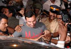 bollywood actor saif ali khan arrested and bailed out