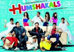 humshakals movie review fasten your belts for this