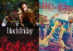 from black friday to ugly take a look at anurag kashyap s