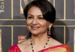 sharmila tagore says her surname opened many doors for her