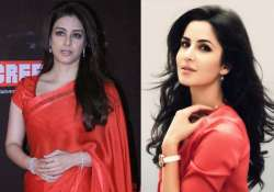 tabu shares her experience on working with katrina kaif in