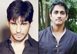 oops sidharth malhotra s bouquets at south actor siddharth