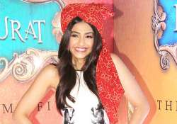sonam kapoor broke silence on being compared to rekha