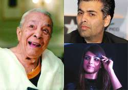 bollywood s young brigade salutes zohra sehgal s spunk