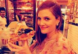 drew barrymore s love for food makes it impossible to lose